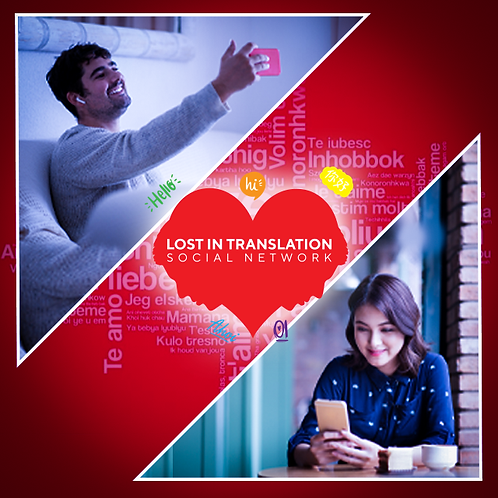 LIT, Lost in Translation: Multilingual Social Networking