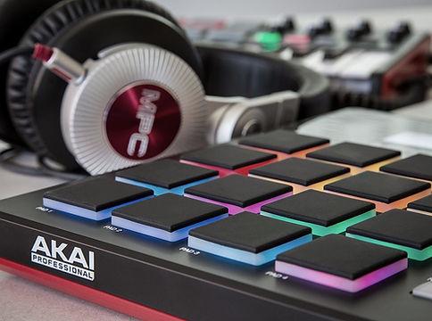company DJ team activity