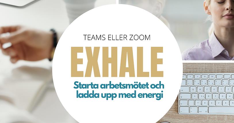 Starta arbetsmötet och ladda upp med energi!