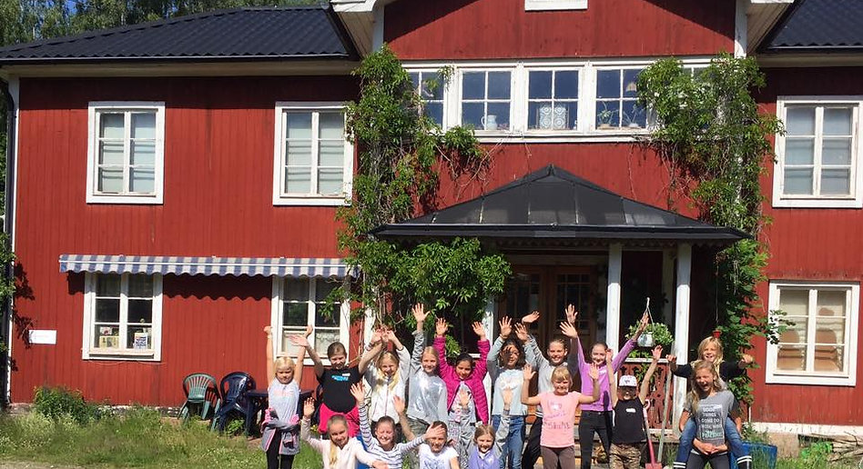 Self Leadership Camp in Sweden (3 days, English, 11 - 15 yrs) price per person.