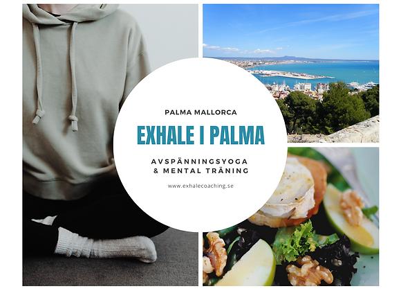 Exhale i Palma för familjer