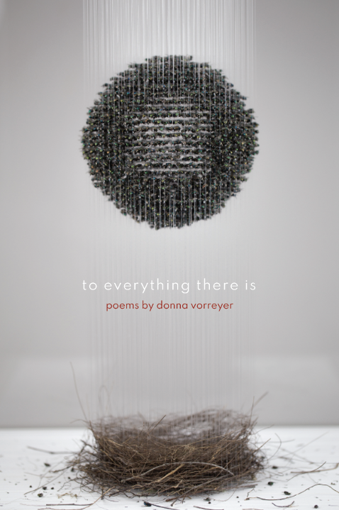 to everything there is by Donna Vorreyer