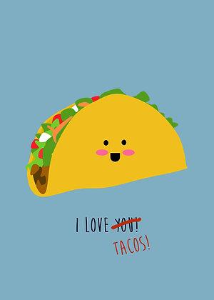 Smiley Taco
