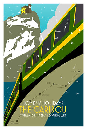 Home For The Holidays - The Caribou
