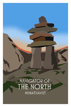 Navigator Of The North - Nunatsiavut