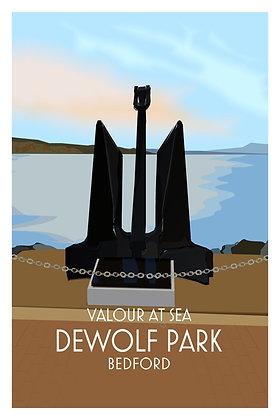 Valour At Sea - Dewolf Park - Bedford
