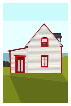 Saltbox House - Two