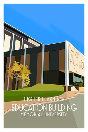 Higher Learning - Education Building