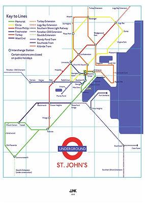 St. John's Underground