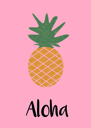 Aloha - Pineapple