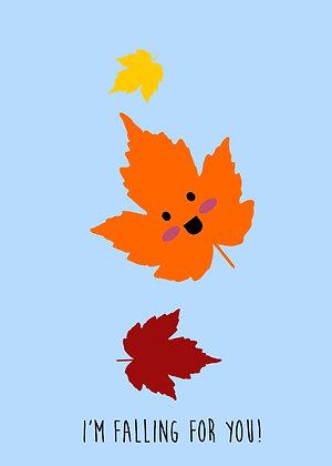 Smiley Leaf