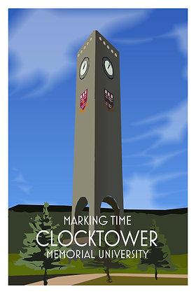 Making Time - Clocktower