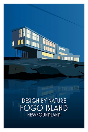 Design By Nature - Fogo Island - Newfoundland
