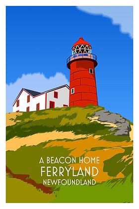 A Beacon Home - Ferryland -Newfoundland
