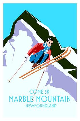 Come Ski - Marble Mountain - Newfoundland