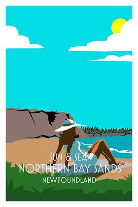 Sun & Sea - Northern Bay Sands - Newfoundland