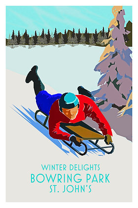 Winter Delights - Bowring Park - St. John's