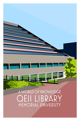 A World Of Knowledge - QEII Library