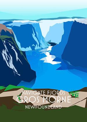 Navigate Fjords