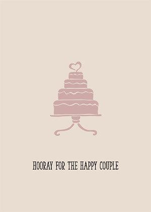 Hooray For The Happy Couple