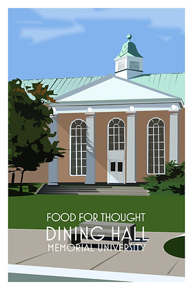 Food For Thought - Dining Hall