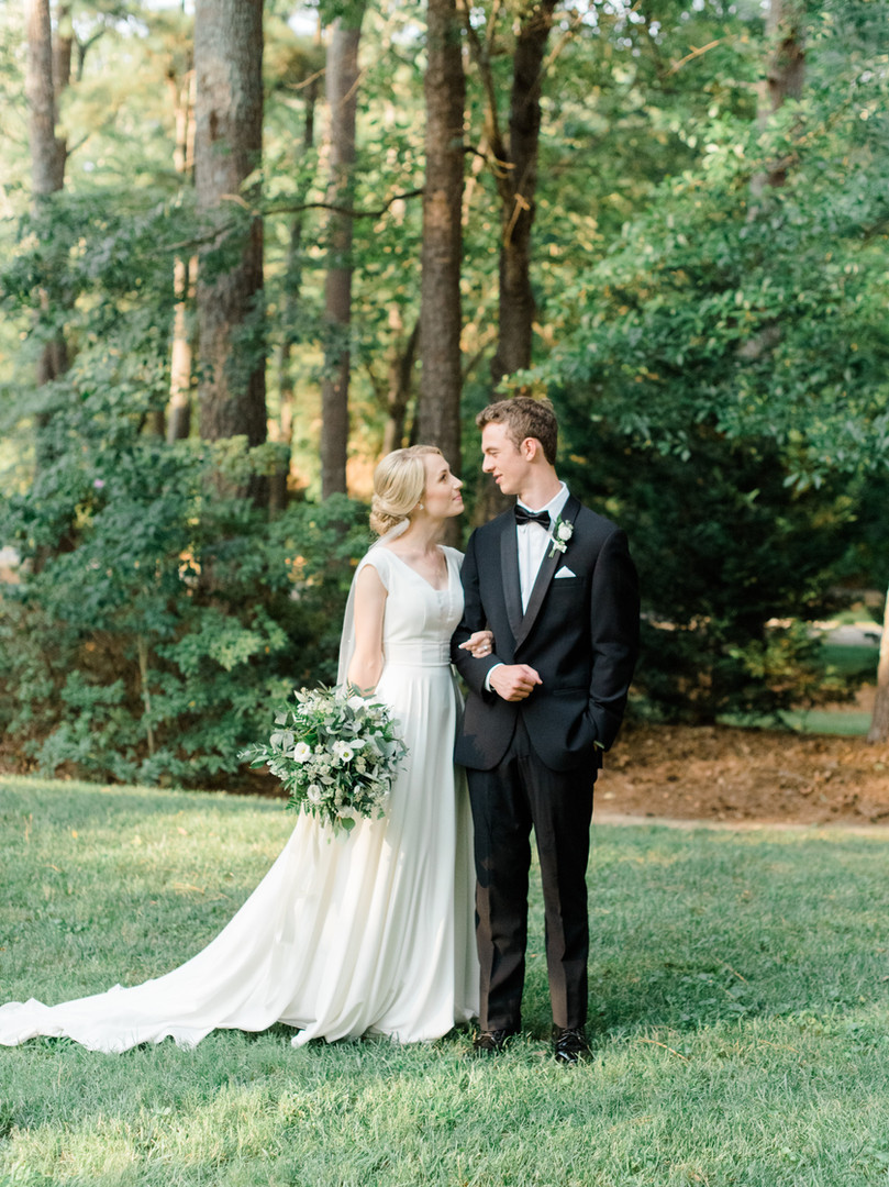 Payne-Corley House Summer Wedding