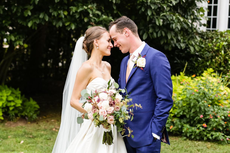 Payne-Corley House Fall Wedding