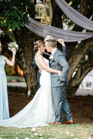 Payne-Corley Houe Wedding