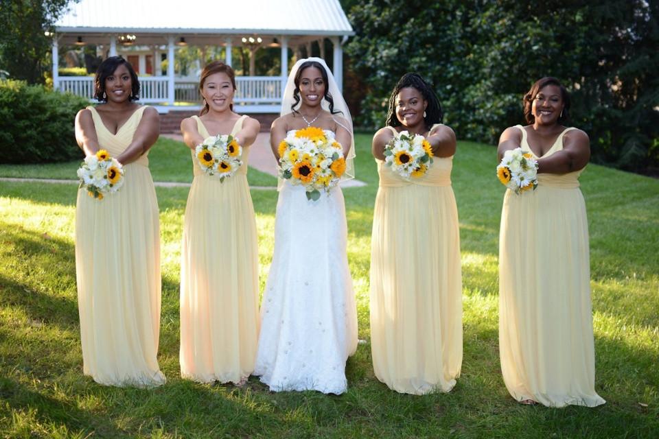 Payne-Corley House Summer Wedding