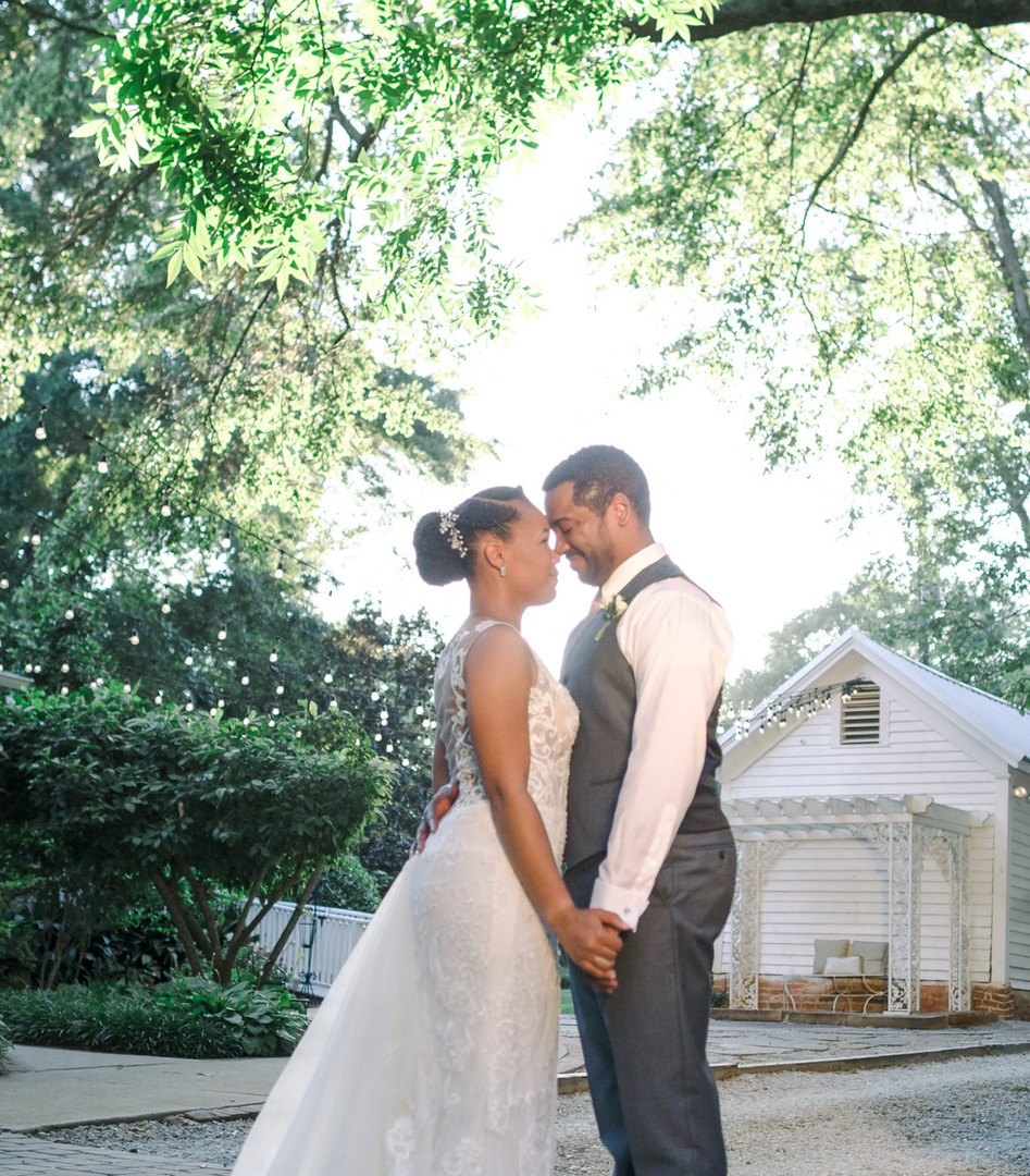 Payne-Corley House Wedding