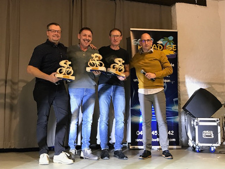 Les champions - challenge 2019