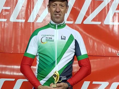 Serge ,champion VTT