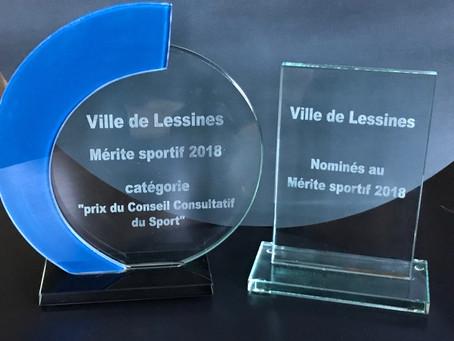 Saint Roch aux mérites sportifs 2018 de Lessines