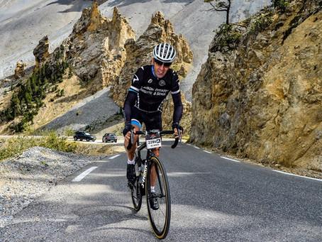 Serge à travers les Alpes