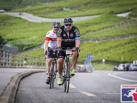 Cyclo Tour Lac Léman