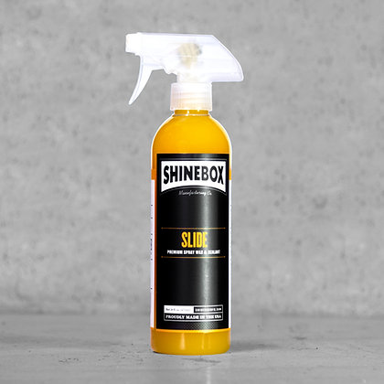 SLIDE | Spray Wax & Sealant