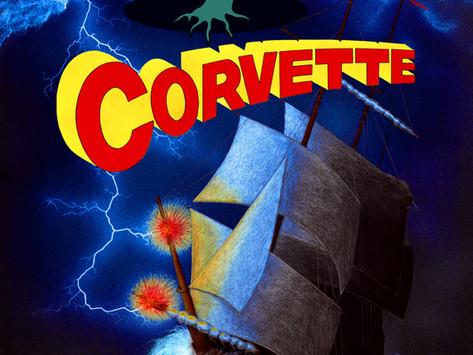 2021 Corvette Released!