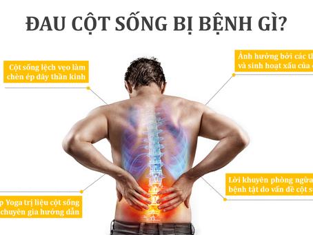 Đau Lưng Bị Bệnh Gì? - Bài Tập Yoga Trị Liệu Cho Người Đau Lưng cùng Trái Tim Vàng