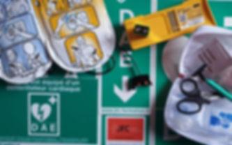Consommables et accessoires Defibrillate