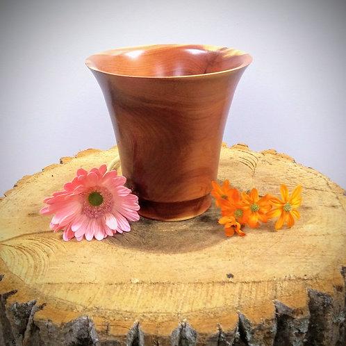 Red Cedar Vase.