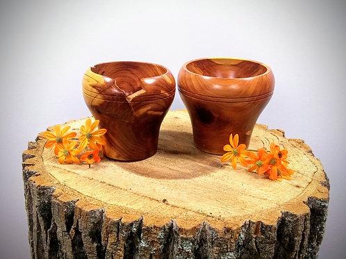 Red Cedar Bowls