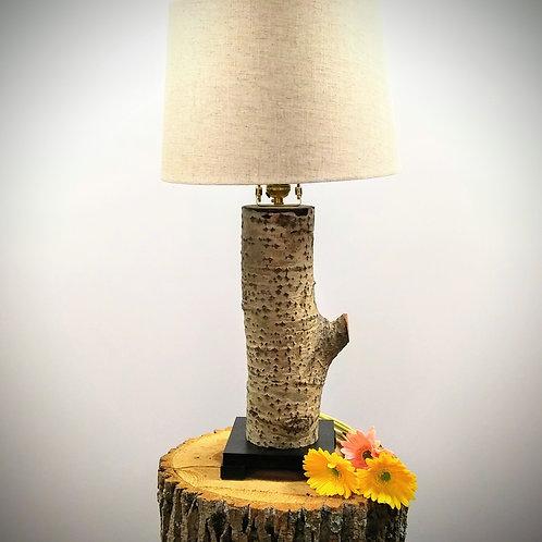 Bradford Pear Lamp.
