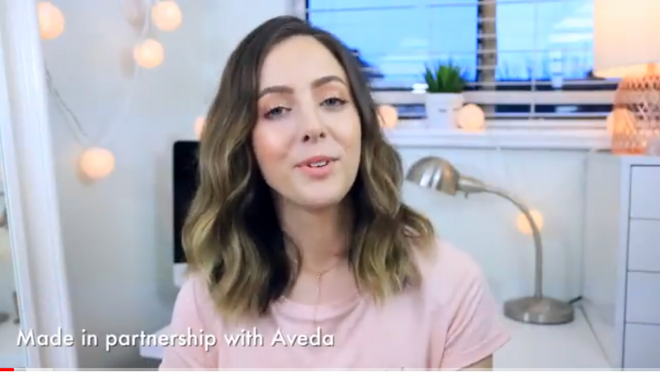 How to make thin hair look fuller with the Aveda Invati and Shampure dry shampoo. Loving this look😍