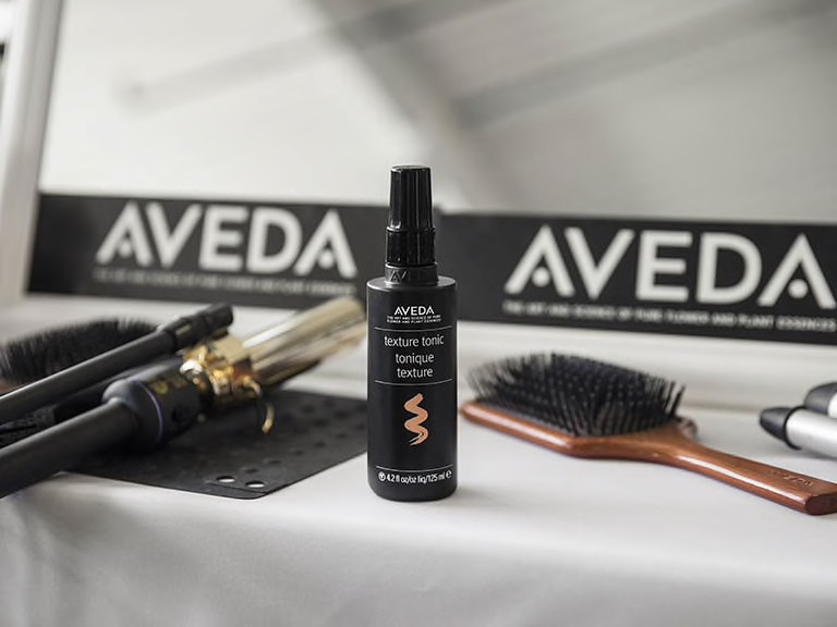 We are loving the Aveda texture tonic in the salon.10 styling tips you can do using the Aveda textur