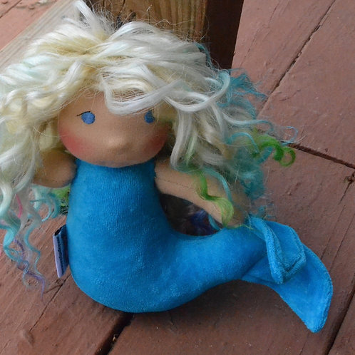 Custom Wee Mermaid