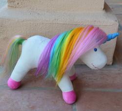 Rainbow Mane Unicorn
