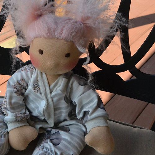 "15"" Baby Doll Pattern"