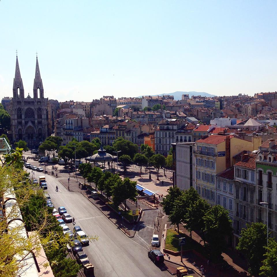 Марсель, Франция. Фото Be a Voyager (c)
