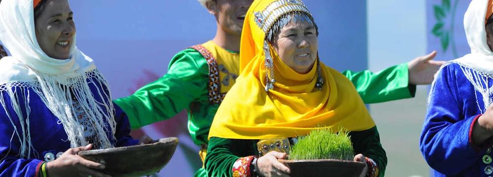 Семени. Туркменистан.