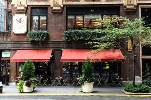 Где поесть в Нью-Йорке?